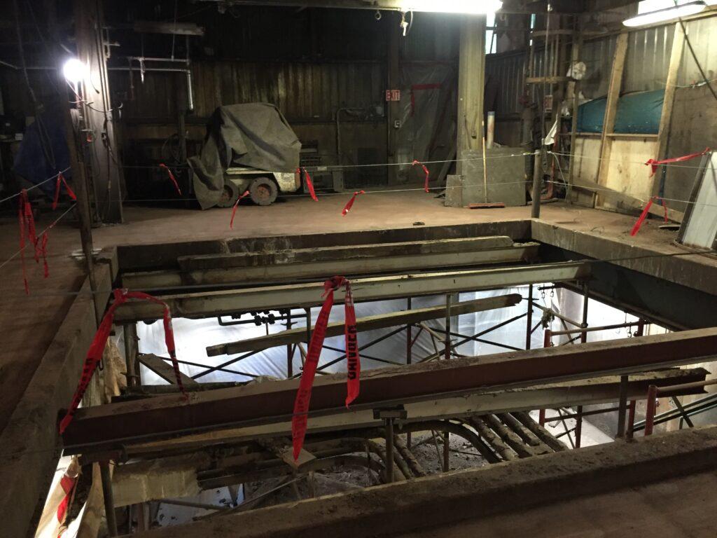 Smithfield Boiler Removal